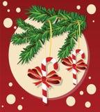 Kerstmisdecoratie Royalty-vrije Stock Afbeelding