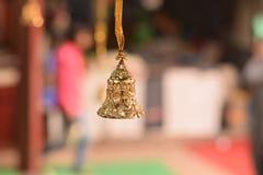 Kerstmisdecoratie in Delhi, India royalty-vrije stock foto's