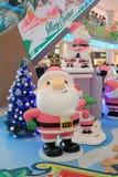 Kerstmisdecoratie van de domeinwandelgalerij Stock Fotografie