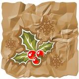 Kerstmisdocument Royalty-vrije Stock Foto's