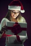 Kerstmisfee stock afbeelding