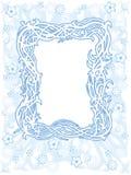 Kerstmisframe van de winter Royalty-vrije Stock Fotografie