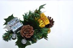 Kerstmisgebladerte Royalty-vrije Stock Foto's