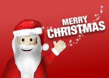Kerstmisgevoel Stock Foto