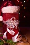 Kerstmisgift Royalty-vrije Stock Afbeeldingen