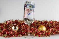 Kerstmisgift royalty-vrije stock fotografie