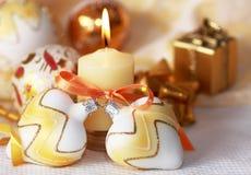 Kerstmisharten royalty-vrije stock foto