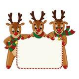Kerstmisherten Royalty-vrije Illustratie