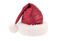 Kerstmishoed Stock Afbeeldingen