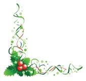 Kerstmishulst Royalty-vrije Stock Foto