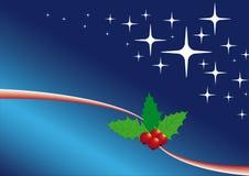 Kerstmisillustratie Stock Fotografie