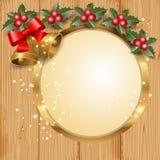 Kerstmiskader Stock Afbeeldingen