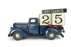 Kerstmiskalender Royalty-vrije Stock Afbeelding