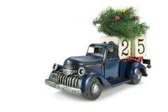 Kerstmiskalender Stock Afbeeldingen
