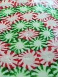 Kerstmiskleuren Royalty-vrije Stock Foto