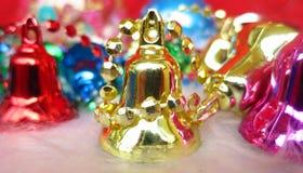 Kerstmisklok Royalty-vrije Stock Foto's
