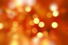 Kerstmislicht Royalty-vrije Stock Foto