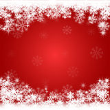 Kerstmismalplaatje Royalty-vrije Stock Foto's
