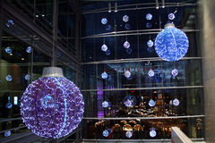 Kerstmismarkt van Manchester Royalty-vrije Stock Afbeeldingen