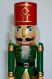 Kerstmisnotekraker Royalty-vrije Stock Fotografie