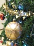 Kerstmisornament Royalty-vrije Stock Fotografie