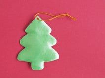 Kerstmisornament op een boom Royalty-vrije Stock Fotografie