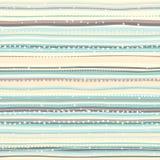 Kerstmispatroon in lichte pastelkleuren Stock Afbeeldingen