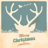 Kerstmisrendier Stock Fotografie