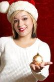 Kerstmissnuisterij Royalty-vrije Stock Foto