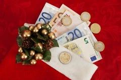 Kerstmissok royalty-vrije stock foto