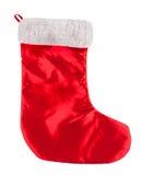 Kerstmissokken Stock Foto's