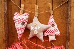 Kerstmisspeelgoed Royalty-vrije Stock Foto