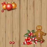 Kerstmisstemming Royalty-vrije Stock Fotografie