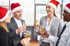 Kerstmissterke drank Stock Foto's