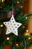Kerstmisstuk speelgoed Royalty-vrije Stock Fotografie