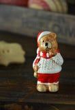 Kerstmisstuk speelgoed Royalty-vrije Stock Afbeeldingen