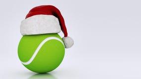 Kerstmistak en klokken Geïsoleerd op witte achtergrond vector illustratie