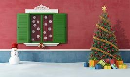 Kerstmistijd Royalty-vrije Stock Fotografie