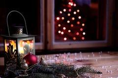 Kerstmistijd Royalty-vrije Stock Foto