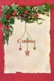 Kerstmistijd Stock Foto