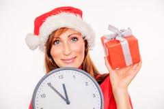 Kerstmistijd Royalty-vrije Stock Afbeelding