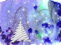 Kerstmistijd Stock Afbeeldingen