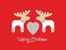 Kerstmistijd 4 royalty-vrije illustratie