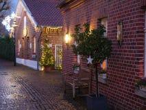 Kerstmistijd in Duitsland royalty-vrije stock fotografie