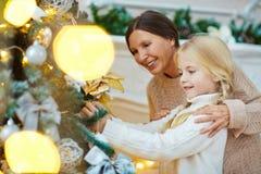 Kerstmistraditie Stock Foto