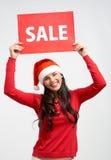 Kerstmisverkoop Royalty-vrije Stock Fotografie