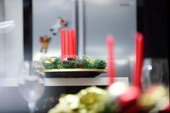 Kerstmisvooravond - voorraadfoto Royalty-vrije Stock Fotografie