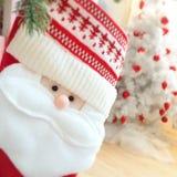 Kerstmisvuisthandschoen Stock Afbeelding