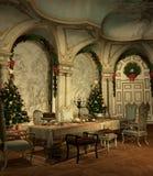 Kersttijd Royalty-vrije Stock Fotografie
