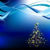 Kersttijd Royalty-vrije Stock Foto's